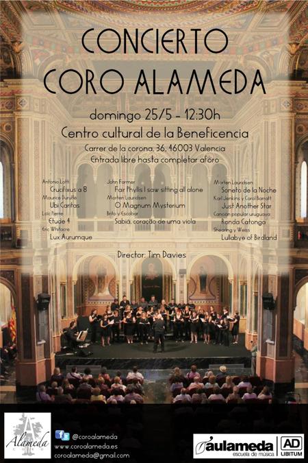 Concierto Centro cultural